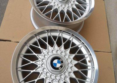 BMW BBS E28 M5 4